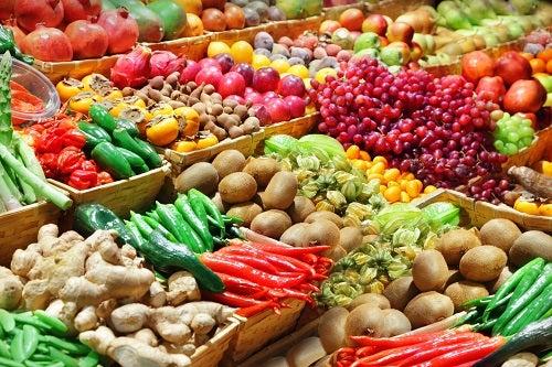 Frutas e vegetais podem ser grandes remédios para a menopausa