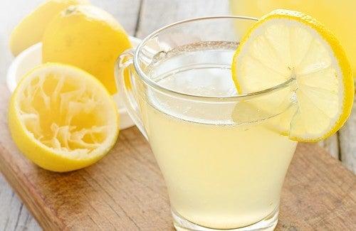 As propriedades curativas do limão