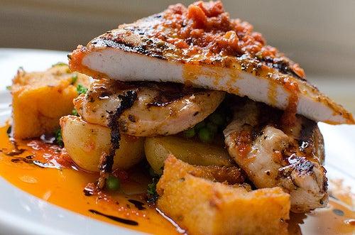 4 receitas com frango leves e deliciosas