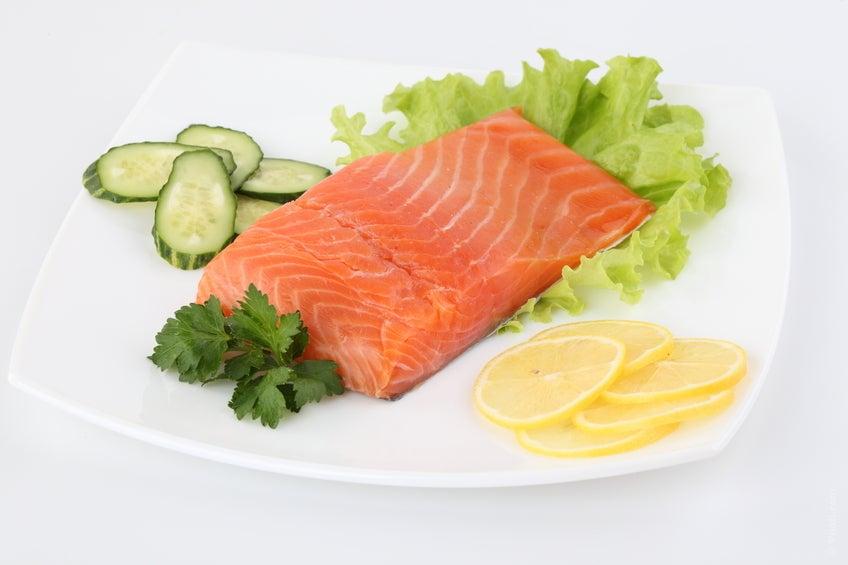 Os ácidos graxos Ômega 3 e 6 se encontram em altas concentrações nos peixes.