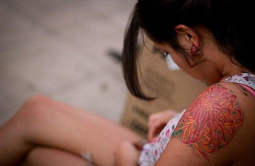 Porque tatuar-se pode ser perigoso?
