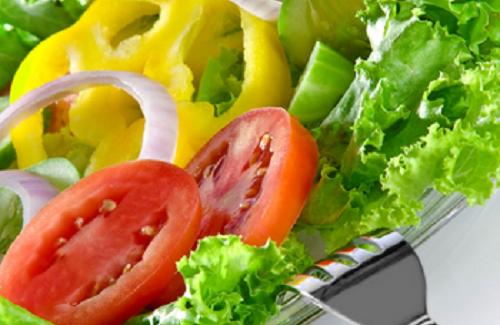 Melhores ingredientes para salada