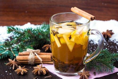 Chá de canela ajuda a combater os gáses