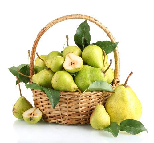 consumir uma pera por dia