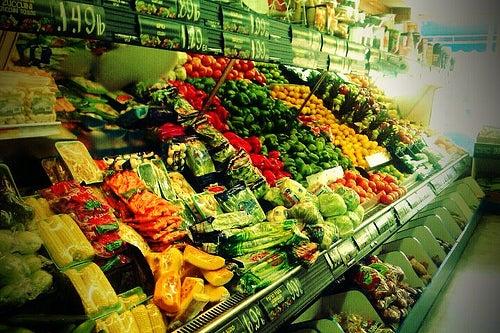 Vegetais verdes para queimar gorduras