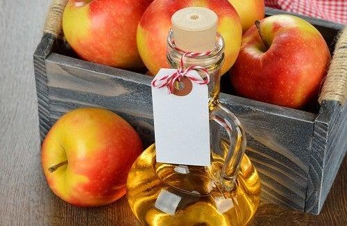 O vinagre de maçã: descobertos novos usos