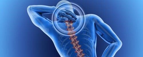 Alivie a dor no pescoço