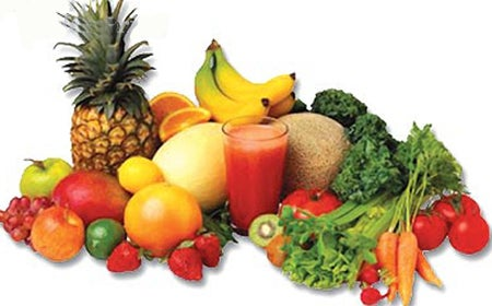 Alimentos diuréticos para o organismo