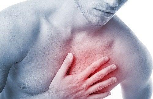 Quais são os sintomas de um infarto?