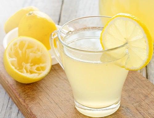 Limão para remover verrugas