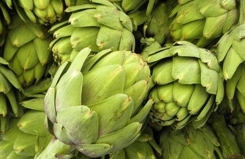 10 razões para consumir alcachofra