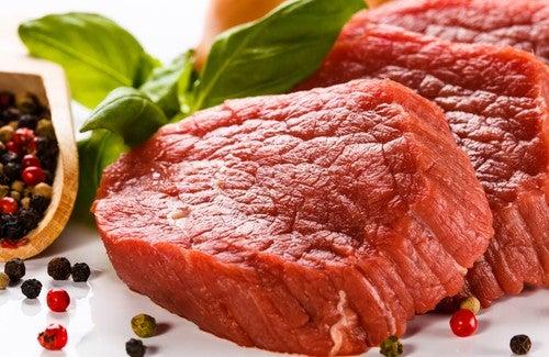 Cuidado com a carne vermelha!