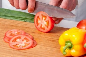 Tomates-melatonina