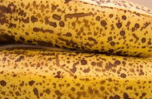 Propriedades anticancerígenas da banana madura