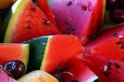 Frutas que ajudam a desinflamar os gânglios linfáticos