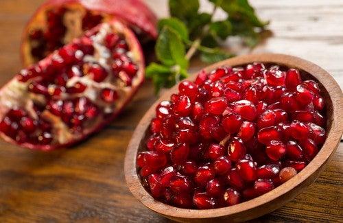 Romã, uma fruta que limpa as artérias