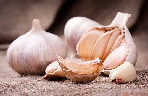 Formas medicinais de preparar o alho