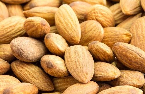 As propriedades das amêndoas para reduzir o colesterol