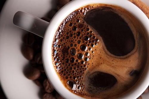 Café e um dos alimentos saudáveis