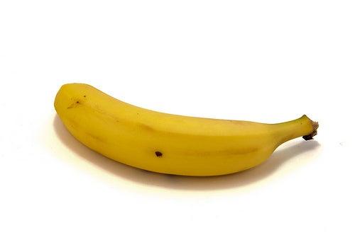 casca de banana para eliminar as verrugas
