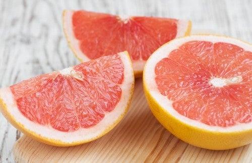 """Emagreça com a toranja (ou """"grapefruit"""")"""