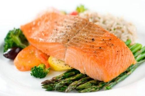 Peixes contêm iodo