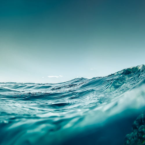Água de mar para problemas bucais