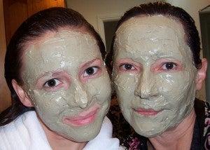 máscaras hidratantes para a pele