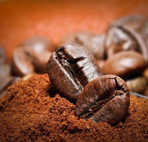 Purificador de ar com café
