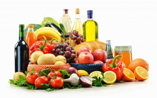 Alimentos permitidos na dieta mediterrânea