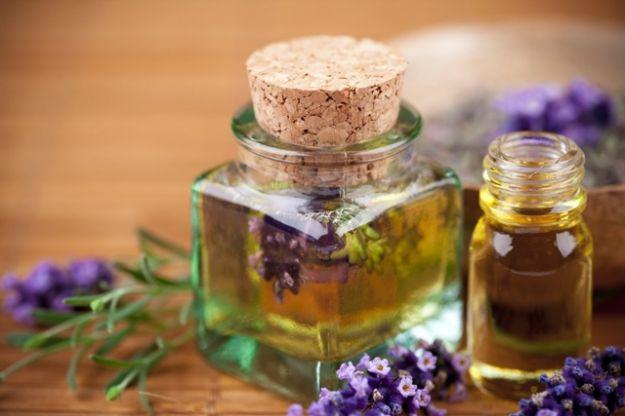 Óleos essenciais como remédios para as varizes