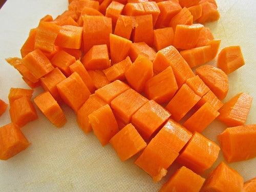 A cenoura é um diurético