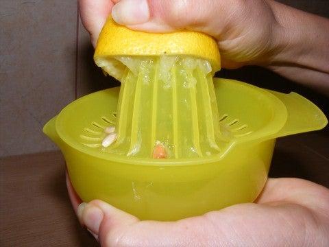 Recomendações para o uso do limão