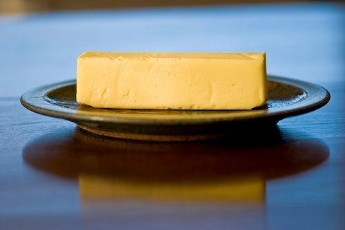 Manteiga para pele hidratada