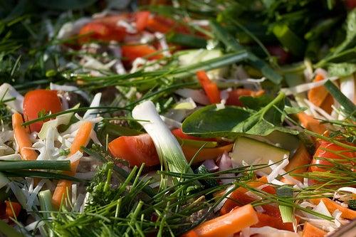 Verduras para o refluxo gastroesofágico