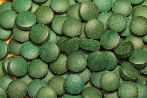 Spirulina ajuda a emagrecer