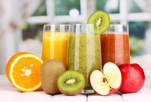 9 sucos depurativos para limpar o organismo