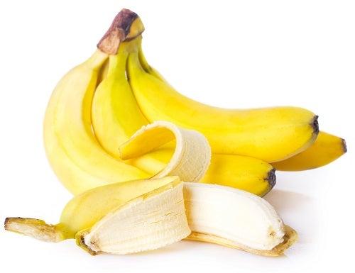 Banana pode ajudar a evitar a gastrite