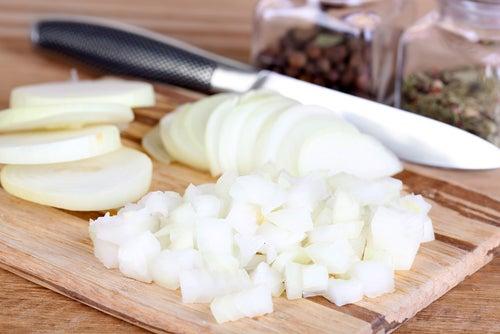 Receitas com cebolas podem servir como descongestionante nasal