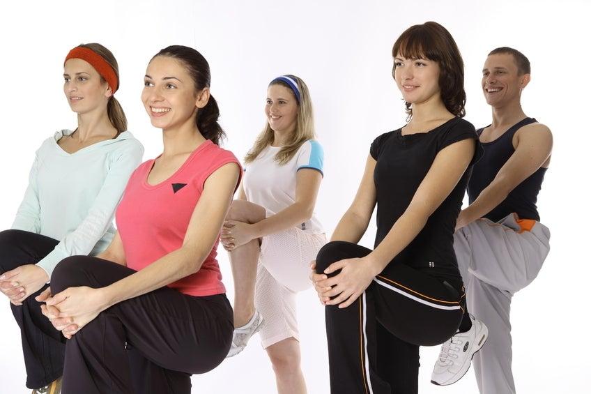 Atividade física ajuda a manter o bom humor