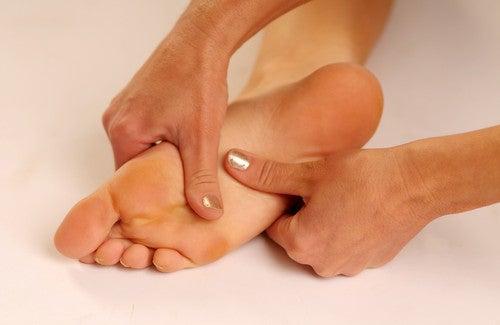 Tratamentos para a dor na planta dos pés