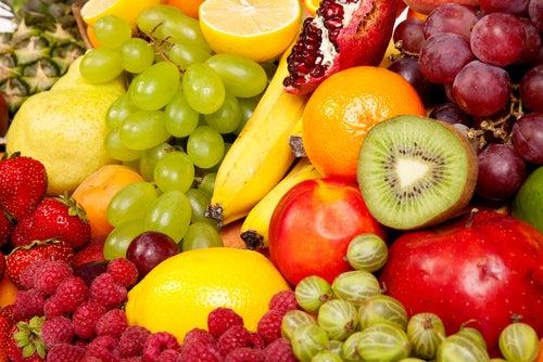 Dieta com frutas para perder gordura no abdômen