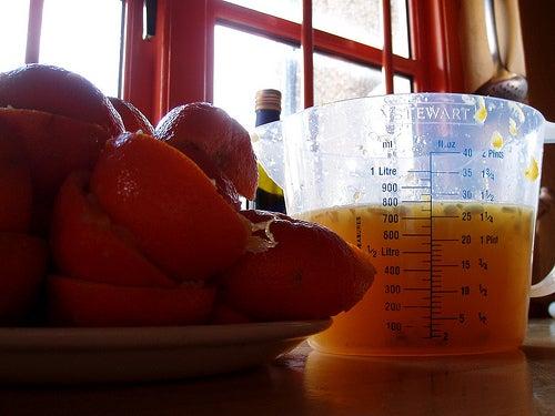 bebidas com laranja para saúde