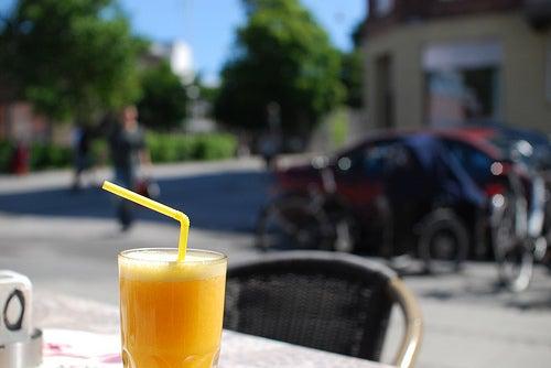 Bebidas naturais para o organismo