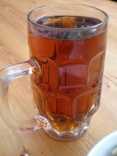 bebida fermentada de casca de abacaxi