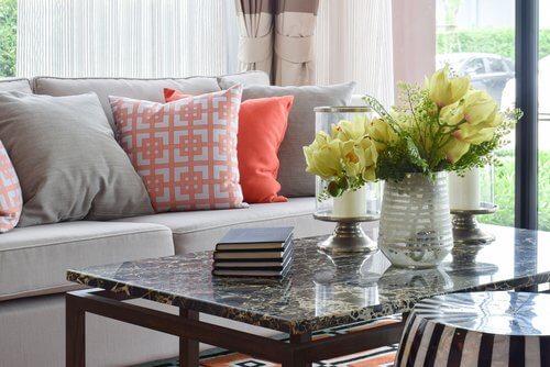 Evite acumular objetos para tirar a energia negativa da casa