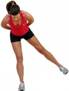 Exercícios de torções para queimar gordura localizada