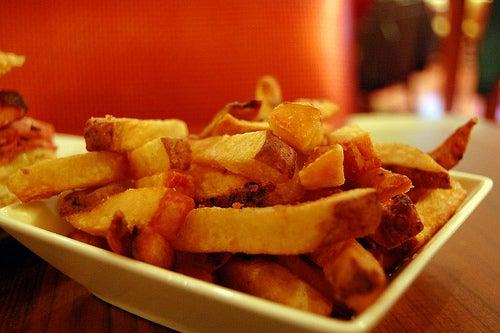 Alimentos gordurosos