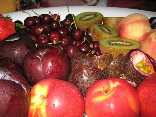 Frutas permitidas nas dietas