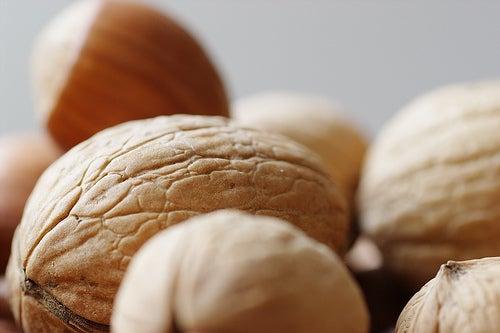 Frutos secos são alimentos benéficos a saúde